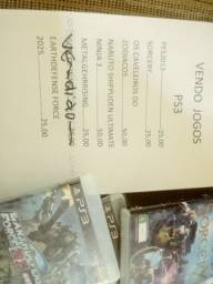 DVDS ORIGINAIS DE JOGOS DIVERSOS PS3