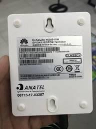 ONU GPON Huawei semi novo