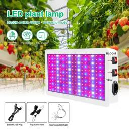 Painel NOVO LED grow veg com switch 3000w 216 led