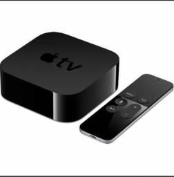 Apple Tv 4a Geração 32gb A1625 Mgy52ll (semi-novo) Com Caixa