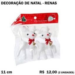 Renas Natalinas (2 Unidades)