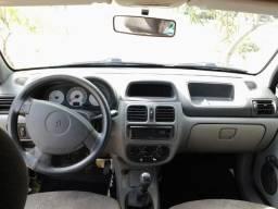Renault Clio 1.0 2009 Flex - 2009