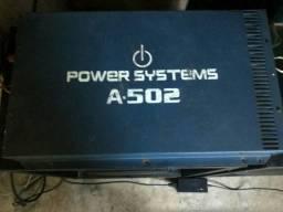 Amplificador A-502 Power Systems