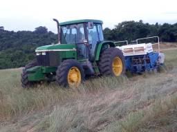 Vendo JD 7500 ano 2001
