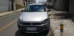 Fiat Strada Hard Working 1.4 novíssima Cs - 2016