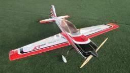 Aeromodelo Aeroplus Extra 330 35% Arf Com Servos Zerado !!