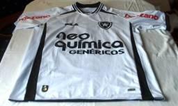 6d94428969 Camisa Futebol Botafogo - Branca - 2010 - Neo Química - Fila
