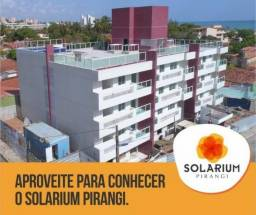 Título do anúncio: Apartamentos de 2 quartos na Praia de Pirangi - Solarium Pirangi