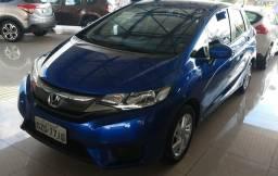 Honda Fit LX - 2014/2015 - 2015