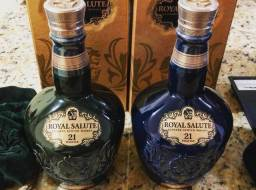 Whisky Royal Salute 21 anos