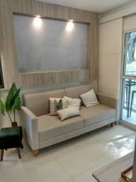Residencial Tapajós casa parcialmente mobiliada