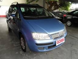Fiat / Idea ELX 1.4 2006 Azul - 2006