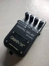 Pedal de Guitarra Digital Delay DD-900 Groovin