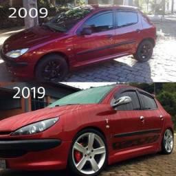 Peugeot 206 1.6 16v - 2004