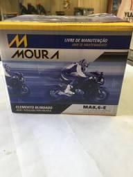 Bateria Moura MA 8,6-E CBR500R/600Rr/HORNET