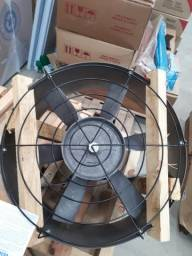 Exaustor Industrial Serviço Pesado 46cm 220v trifásico