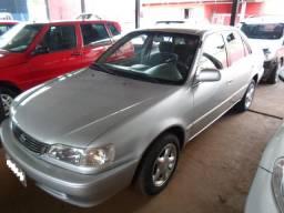 Corolla XEI 1.8 Automático - 2002