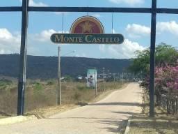 Vende-se lote de Condomínio Monte Castelo