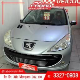 (FABÃO VEÍCULOS) Peugeot 207 Passion 1.6 XS 2010 - 2010