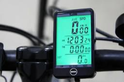 Velocímetro Bicicleta Sem Fio Wireless Bike Touch