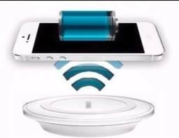 Super Carregador Wireless Sem Fio Lotus Universal
