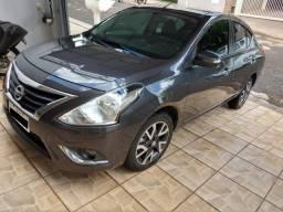 Nissan Versa SL 1.6 Automático ano 2017 - 2017