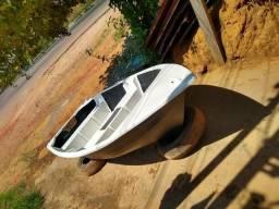 Barco tipo lancha 100% fibra de vidro - 2019