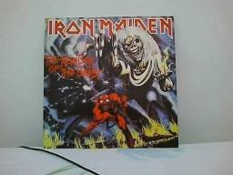 Lp do Iron Maiden - The Number Of The Beast