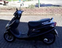 Suzuki scooter 125 automática, novinha - 2008