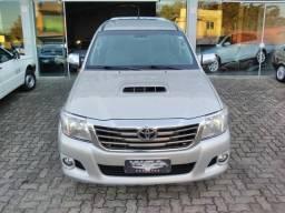 Toyota Hilux srv 4x4 automatica 2014 - 2014