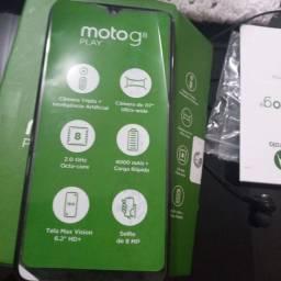 Motog8 play