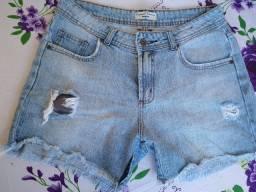 Shorts tamanho 42