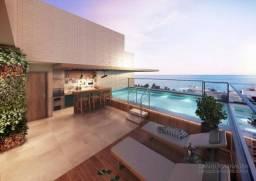 Apartamento com 2 dormitórios à venda, 52 m² por R$ 426.000,00 - Ponta Verde - Maceió/AL