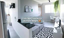 Apartamento à venda com 2 dormitórios em Jardim leopoldina, Porto alegre cod:SC12581