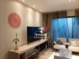 Sobrado com 3 dormitórios à venda, 148 m² por R$ 700.000,00 - Campestre - Santo André/SP