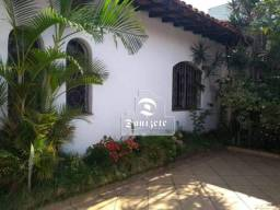 Casa com 3 dormitórios à venda, 270 m² por R$ 1.200.000,00 - Vila Metalúrgica - Santo Andr