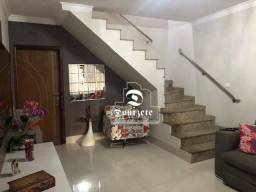 Sobrado com 2 dormitórios à venda, 160 m² por R$ 1.100.000,00 - Campestre - Santo André/SP