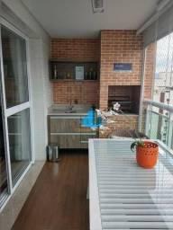 Apartamento com 3 dormitórios à venda, 109 m² por R$ 900.000,00 - Gonzaga - Santos/SP