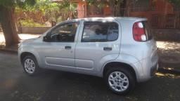 Novo Fiat uno vivace 1.0 2013 completo