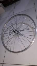 Vendo ou troco Aro 24 traseiro  para bike