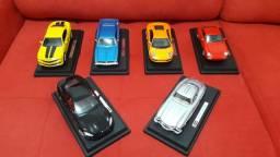 Miniaturas Coleção Super Carros Inesquecíveis