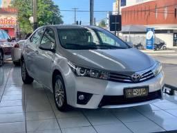 Toyota corolla altis 2015 impecável pouco rodado