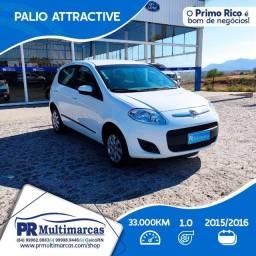 Palio Attractive 1.4 2015 Extra!!!