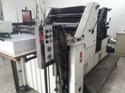 Impressora Offset Adast 714
