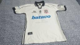 Camisa original Corinthians campeão 1999