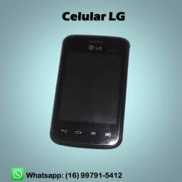 Celular Smathphone LG 3 chips