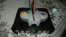 Abajur Nintendo 64