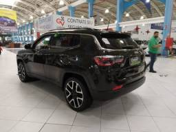 Jeep Compass Limited 2.0 com teto 2019 Flex unico dono