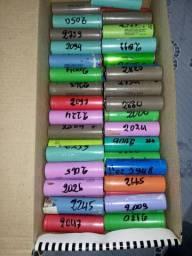 Celulas 18650 lote 100un