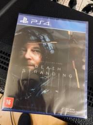 Lacrado novo Death Stranding PS4 original nacional em portugues